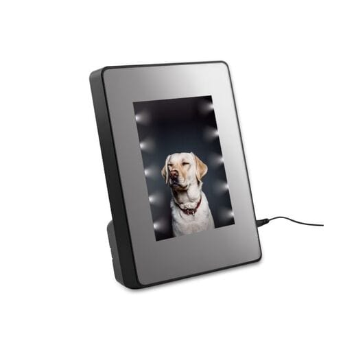 Фоторамка Magic Photo Mirror с подсветкой
