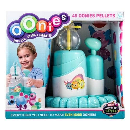 Конструктор из надувных шариков 48 Onoies pel...