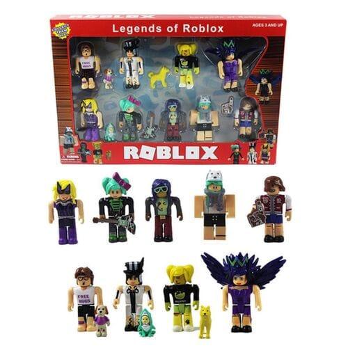 Набор фигурок Roblox 9 шт