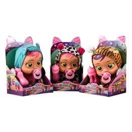 Куклы пупсы большие Cry Babies
