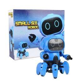 Интерактивный робот конструктор Small Six Rob...