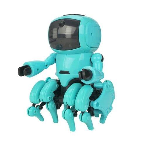 Интерактивный робот конструктор The Little 8