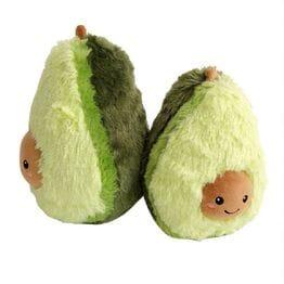 Большое Авокадо плюшевая игрушка 80 см