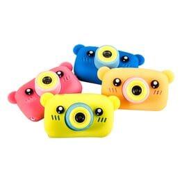 Цифровой детский фотоаппарат Мишка Children's...