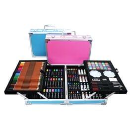 Набор для рисования в чемоданчике 145 предмет...