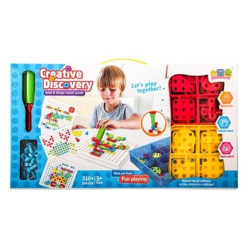 Большой конструктор мозаика Creative Discover...