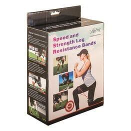 Фитнес резинки Speed and Strength Leg Resista...