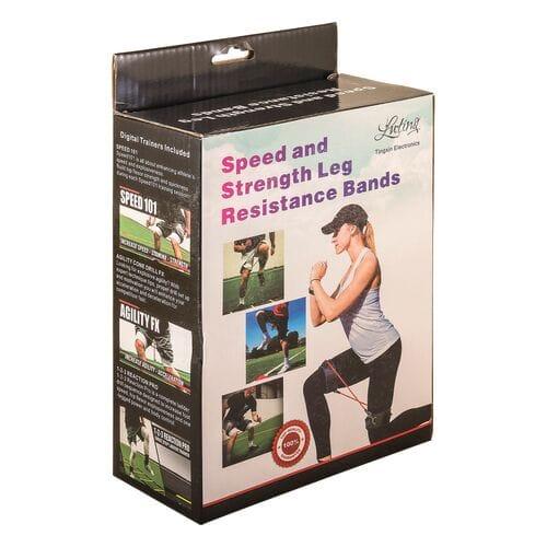 Фитнес резинки Speed and Strength Leg Resistance Bands оптом