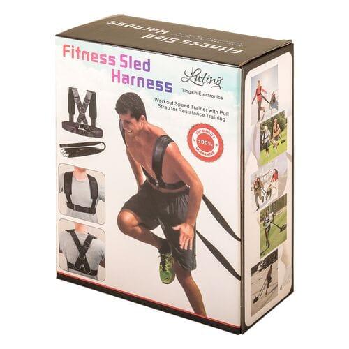 Фитнес ремень для сопротивления тяге Fitness ...