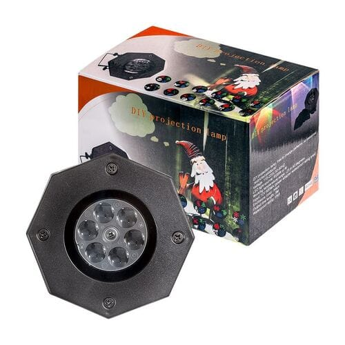 Светодиодный проектор DIY projection lamp