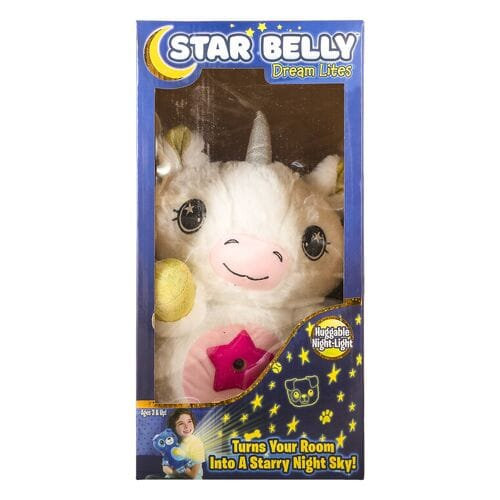 Игрушка ночник проектор Star Belly