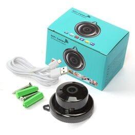 Беспроводная камера HD Wireless IP Camera