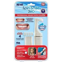 Отбеливатель зубов Spin Smile 360
