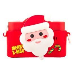 Детский фотоаппарат Дед Мороз