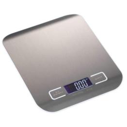 Цифровые кухонные весы из нержавеющей стали