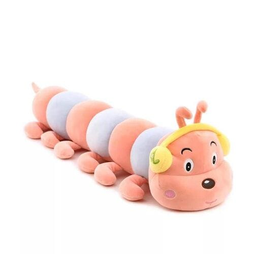 Мягкая игрушка Гусеница 100 см