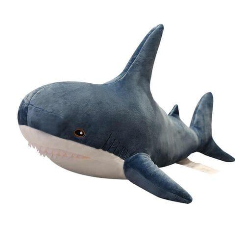 Акула мягкая игрушка 80 см