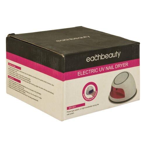 Электрическая УФ-сушилка для ногтей EachBeaut...