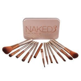 Набор для макияжа - кисти Naked 3
