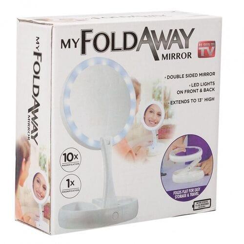 Косметическое зеркало My Foldaway Mirror