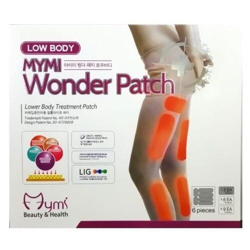 Пластыри для похудения MYMI Wonder Patch Low Body оптом