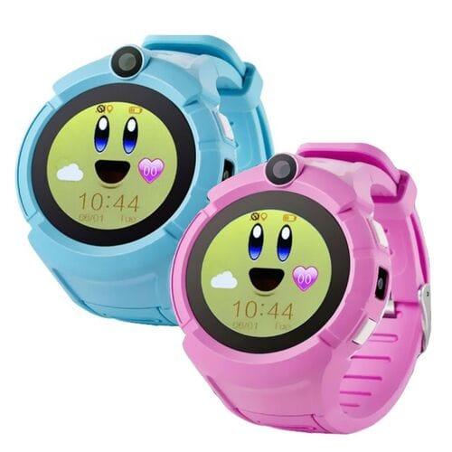 Детские умные часы q610 с GPS
