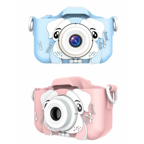 Цифровой детский фотоаппарат Собачка