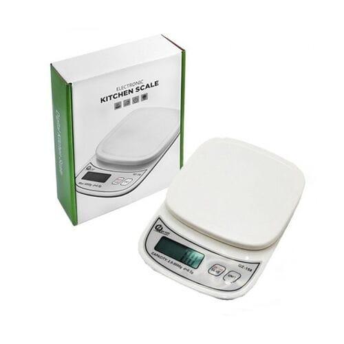 Электронные кухонные весы QZ-158