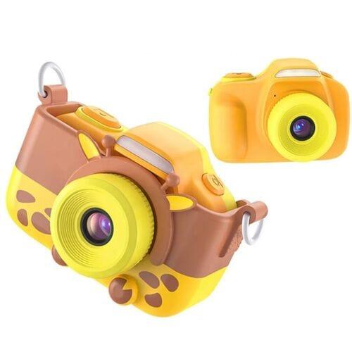 Детский фотоаппарат Жираф