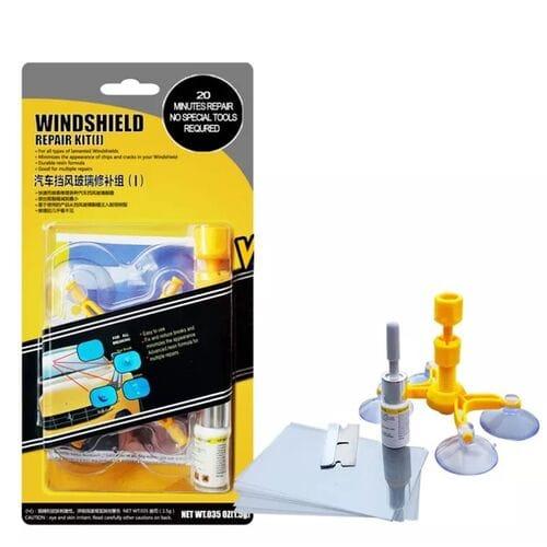 Набор для ремонта автостекол Windshield Repair Kit оптом