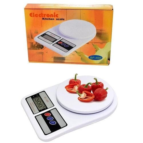Электронные весы Electronic Kitchen Scale sf 400 оптом