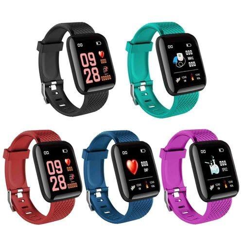 Фитнес-браслет Smart Bracelet 116 Plus