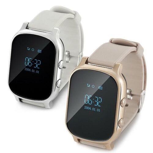 Детские смарт часы c GPS Smart Baby Watch T58 оптом