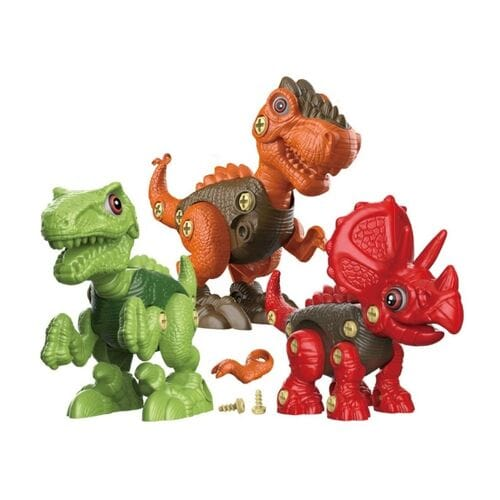 Набор сборных динозавров Dino Assembling series оптом