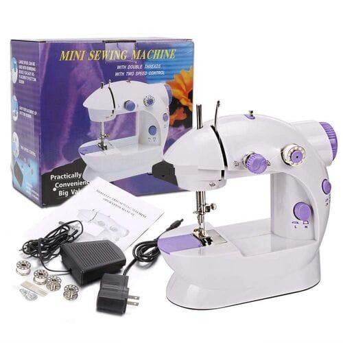 Швейная машинка Mini Sewing Machine SM-202A