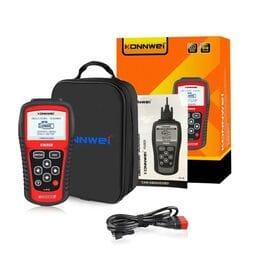 Konnwei KW808 сканер автомобильный диагностич...
