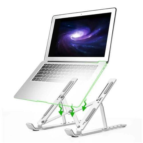 Laptop Stand подставка для ноутбука металлическая оптом