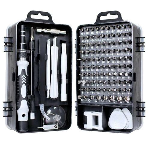 Набор отверток, магнитных инструментов 115 в 1 оптом