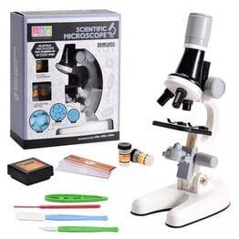 Микроскоп детский Scientific Microscope
