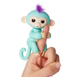 Обезьянка Fingerlings Baby Monkey