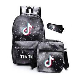 Набор Tik Tok Set School Backpack