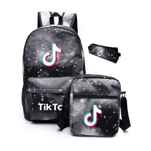 Набор Tik Tok Set School Backpack оптом