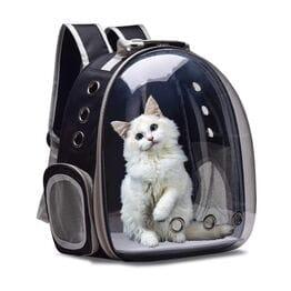 Рюкзак переноска для животных с панорамным ви...
