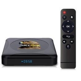 Андроид ТВ приставка HK1 RBox
