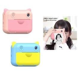 Детская камера Children's print Camera с мгно...