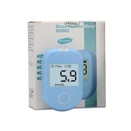 Глюкометр XG803 для измерения уровня сахара в...