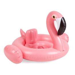 Круг для плавания с сиденьем Фламинго