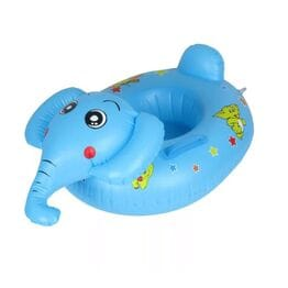 Круг для плавания с сиденьем Слон