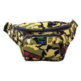 Камуфляжная сумка на пояс