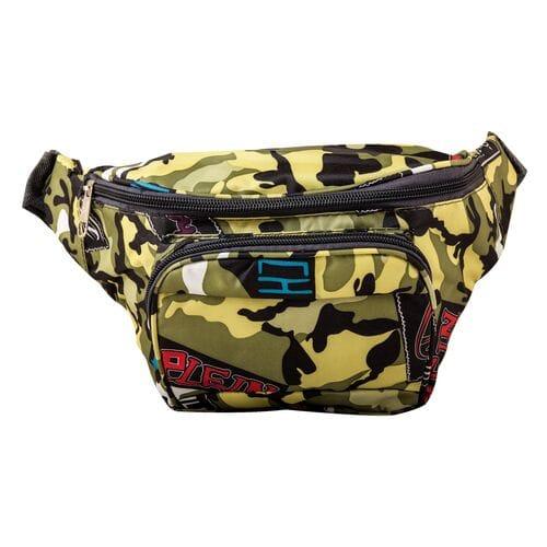 Камуфляжная сумка на пояс оптом